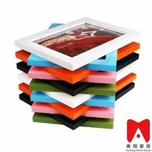 Colourful Plastic Picture Frame 4x6 5x7 6x8 8x10 3x3 matboard photo frame multi