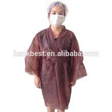 Disposable Non Woven Robe Kimono