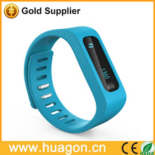 2014 Hot Sale New Arrival Bluetooth4.0 Smart Bracelet Wrist Activity&Sleep Tracker for IOS Android