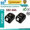 Wholesale 4.5 Ah Li-ion OEM Makita 18V BL1830 Power Tool Battery