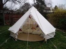 2014 waterproof 4m bell tent