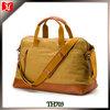 Weekend travel use waterproof waxed travel bag men canvas travel bag