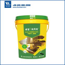 High elastic roof membrane acrylic building coating