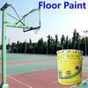 Floor paint- Water based concrete floor antislip self-leveling polyurethane floor coating