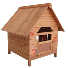 Handmade Dog Bed & Wrought Iron Dog Bed & Wooden Pet House