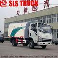 Dongfeng doble euro4 ejes 4*2 trashmaster