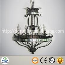 new design aluminum mirror light/picture lamp