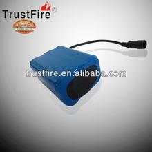 TrustFire original factory 12v 18650 li-ion battery pack