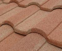 Color Coated Roofing Sheet Vietnam / Black Corrugated Roofing Sheet / Best Quality Stone Coated Metal Roofing Tile