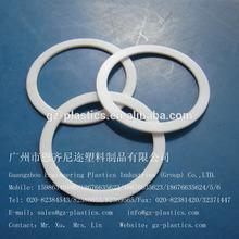 pom plastics seal ring (Polyformaldeyde)