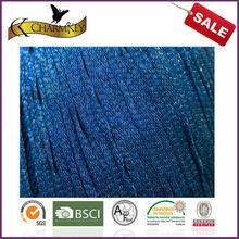 ingrosso permesso di colore solido lavoro a maglia di lana utilizzare nylon misto acrilico filato