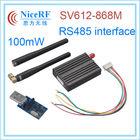 1km distance SV612 100mW 485 5V rf wireless receiver module 868 rf module high sensitivity