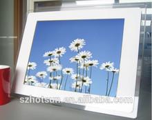 2014 POP Clear Acrylic Photos Frame with Screw Hot-sales