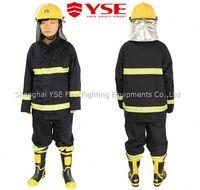 sale EN 469 Kevlar fire rescue suit