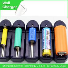 2014 Li-ion battery charger 4.2V Smart Battery Charger(EU/US plug) E cigarette manufacture supply