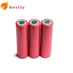 Dry cell Rechargeable battery 18650 For Original Sanyo UR18650F 2600mah Battery Cell/18650 high discharge rate battery cells