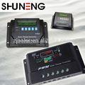 Shuneng bateria solar controlador de carga circuito