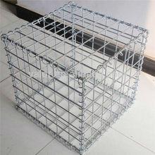 Proprietary manufacturer gabion box stone cage