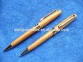 Durable de promotion éco- amicalequalité stylo de fantaisie