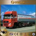 dongfeng kinlandfuel petroleiro caminhão dimensões