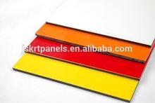 high gloss colored acp panel good price exterior facade