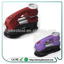 Made in China 1370 Metal 12V Portable Piston Air Compressor Pump