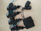 High Quality Car Central Door Lock System with remote control for cars