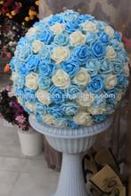 Wholesale home decor cheap flower balls wedding decoration