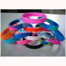 TOP1 factory New design silicon bracelets 2011