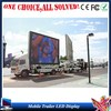 manufacture Led billboard display P6,P8,P10,P12,P16 p5 video wall for moving mobile truck and trailer