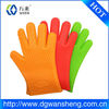 silicone oven glove/silicone mitt with fingers/silicone oven mitt for cooking BBQ