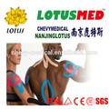 Nanjing lotusmed terapéutico muscular cinta kinesiología( ce& aprobado por la fda)