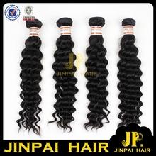JP Hair Sexy Healthy Clean Human Virgin Deep Wave Human Hair Styles