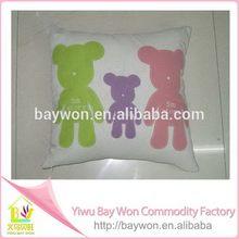 2014 most popular soft decorative beach chair cushion