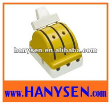 Electrical Porcelain Knife Switch 3P200AD