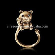 Visual animals rings