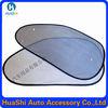 Foldable Mesh Promotion Car Shade car window cling logo