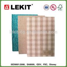 Fabric cover beautiful diary books