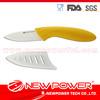 3'' Zirconia ceramic fruit knife kitchen knifewith scabbard banana knife