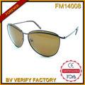 el más reciente fm14008 especial diseñado marcos de metal occhiali da única de merchandising de china