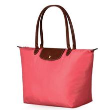 2014 Women Fashion Nylon Tote Bag Folded Handbag Shoulder Bag