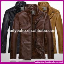 2014 Winter jacket,High-grade winter genuine men sheep leather jacket cheap