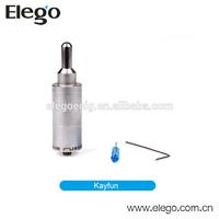 Large Stock Wholesale D.I.Y Vaporizer Pyrex Glass Kayfun 3.1 Clone