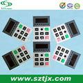 Muitos independente corpo cor numérico teclado teclas de função