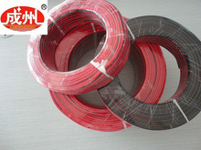 Computer cable, control cable Copper conductor PVC insulated flat flexible connector wire