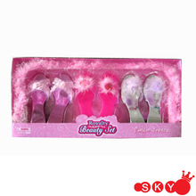 Beautiful girls plastic doll shoes