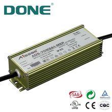 36W square led flood lights 85-265V output 300mA DC90-130V CE, RoHS approved