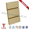 Melamine mdf sheet high quality of mdf groove board gondola shelving fixtures
