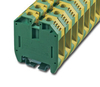 35 din rail plastic electrical wire DK35-PE Dinkle grounding connectors