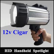 hunting equipment handheld spotlight SLE88 Halogen/HID/LED optional